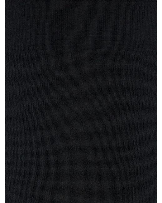 "Bas 80 Deniers ""Fatal"" Wolford en coloris Black"
