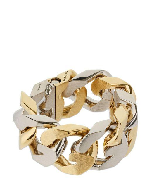 Givenchy G Chain ブレスレット Metallic