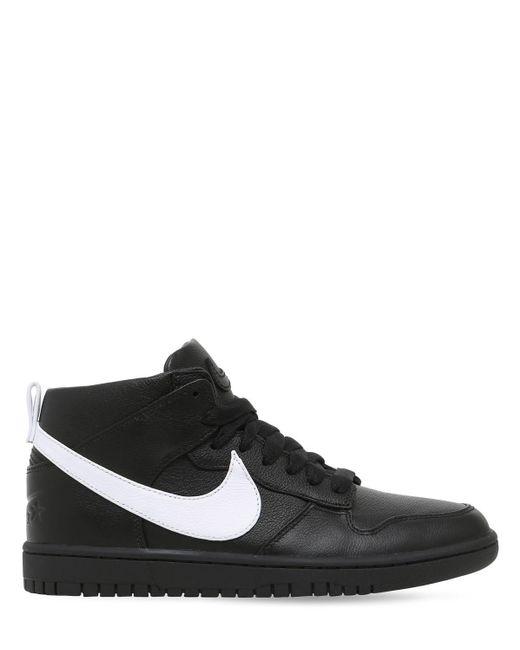 Nike Lab Dunk Lux Chukka X Rt スニーカー Black