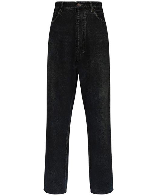 メンズ Balenciaga コットンデニムジーンズ 26cm Blue