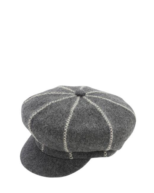 Kangol Ties That Bind Spitfire ハット Gray