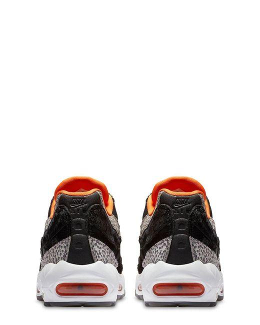 Nike Air Max 95 Safari スニーカー Black