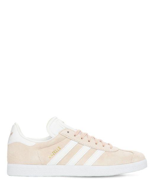 Adidas Originals ピンク ガゼル スニーカー Pink