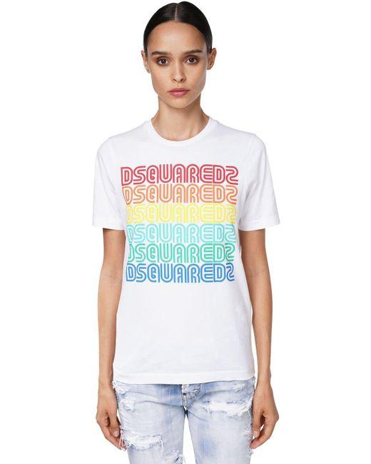 DSquared² ショートスリーブt シャツ White