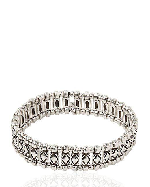 Philippe Audibert | Metallic Leon Bracelet | Lyst