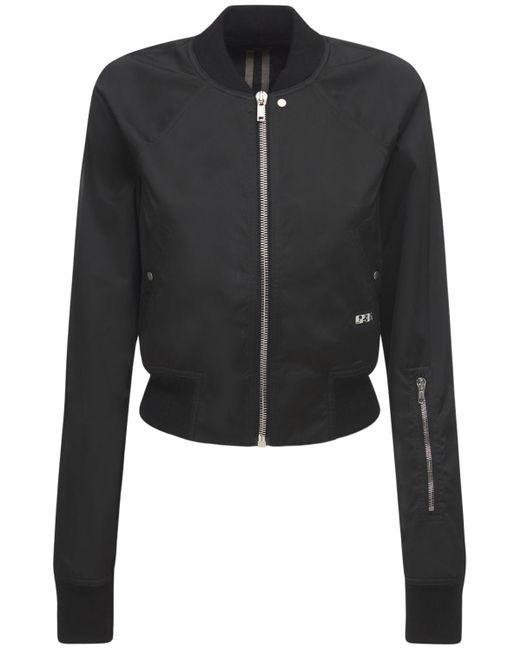 Куртка-бомбер Faun Rick Owens, цвет: Black