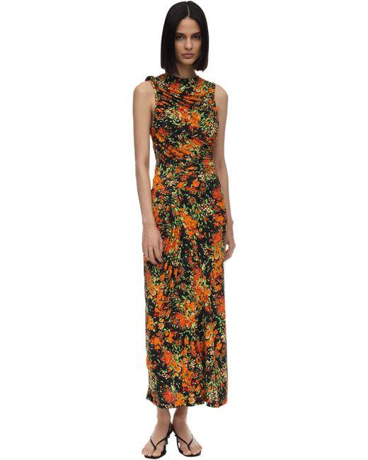 Atlein ジャージードレス Multicolor