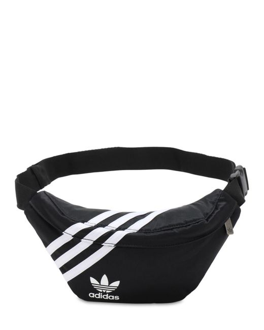 Adidas Originals ナイロンベルトバッグ Black