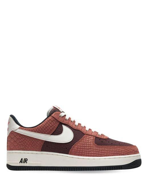 Nike Air Force 1 Prm スニーカー Red