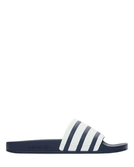 Adidas Originals Adilette スライドサンダル Blue