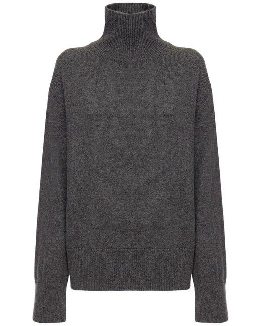 AG Jeans カシミアタートルネックセーター Gray