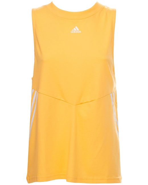 Adidas Originals オーバーサイズタンクトップ Orange