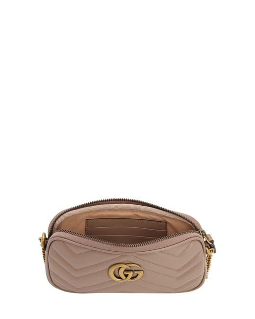 Gucci Multicolor Gg Marmont Matelassé Mini Bag