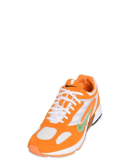 メンズ Nike Air Ghost Racer スニーカー Orange
