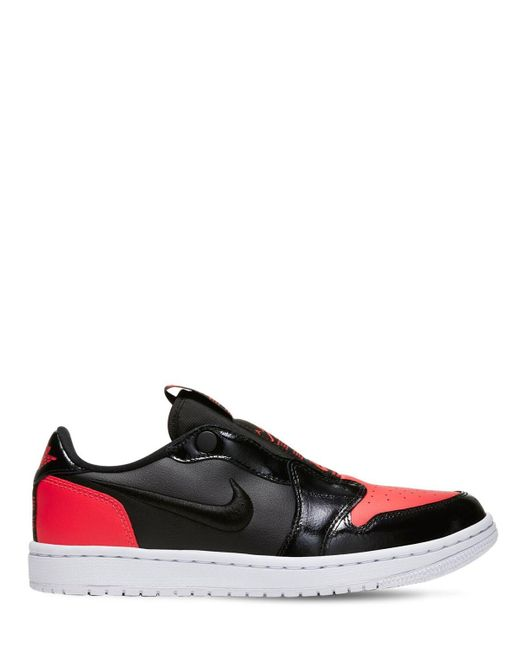 Кроссовки Air Jordan 1 Retro Low Slip Nike, цвет: Multicolor