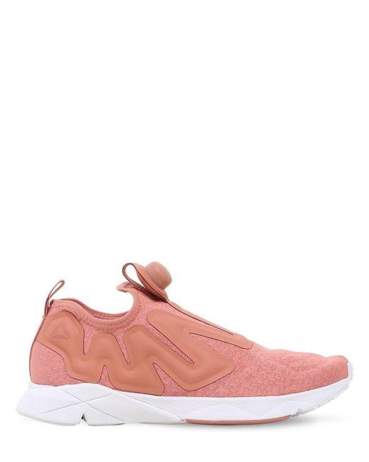 """Reebok Sneakers """"pump Supreme Guerrilla"""" in Pink für Herren"""