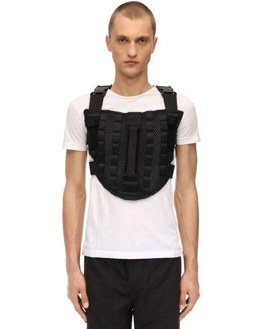 """Жилет """"tactical"""" 1017 ALYX 9SM для него, цвет: Black"""