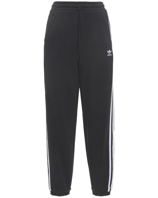 Adidas Originals 3 Stripes ジョガーパンツ Black