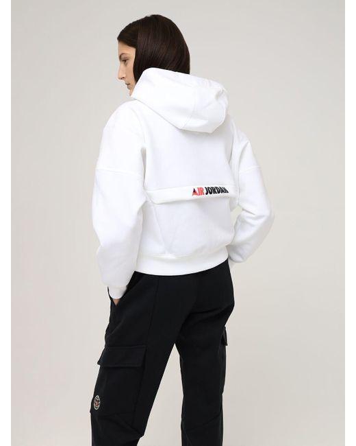 Nike Jordan Winter ユーティリティスウェットフーディー White