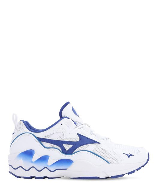 Mizuno Blue Wave Rider Sneakers for men