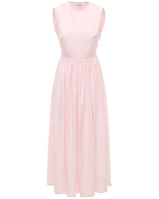 CECILIE BAHNSEN Hannie リサイクルファイユドレス Pink