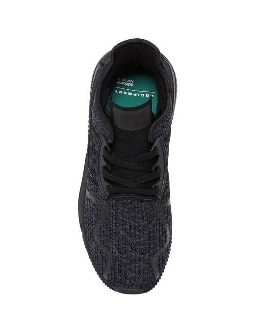 premium selection f613f dc001 Men's Black Eqt Cushion Adv Sneakers