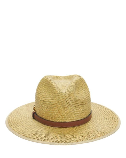 Соломенная Шляпа Gucci, цвет: Natural