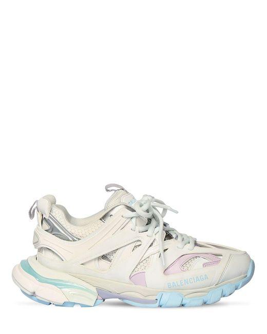 """Sneakers En Simili Cuir """"track 2.0"""" 60 Mm Balenciaga en coloris Multicolor"""