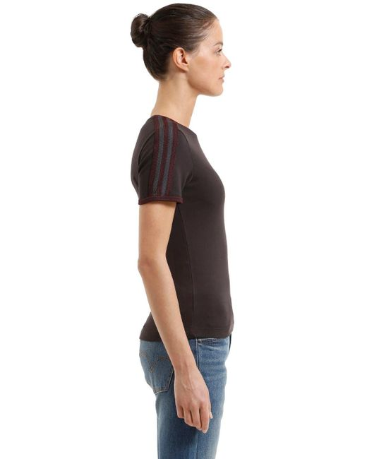 Yeezy Baby Fit コットンジャージーtシャツ Black