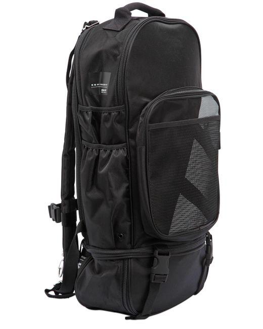 2455b05a44 ... Lyst Adidas Originals - Black Eqt Nylon   Mesh Backpack for Men ...