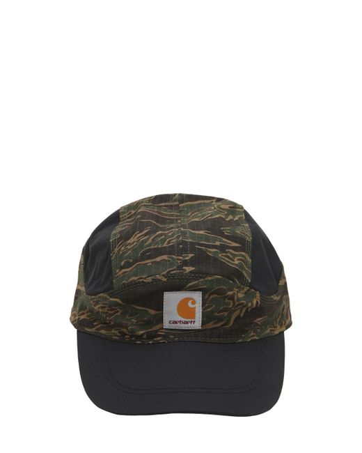 bea7e2ea784b8 ... best nike green carhartt nrg pro camo logo hat for men lyst 5de9d 4b096