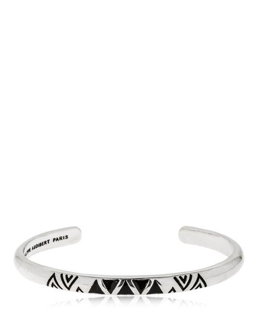 Philippe Audibert - Metallic Cara Bracelet - Lyst