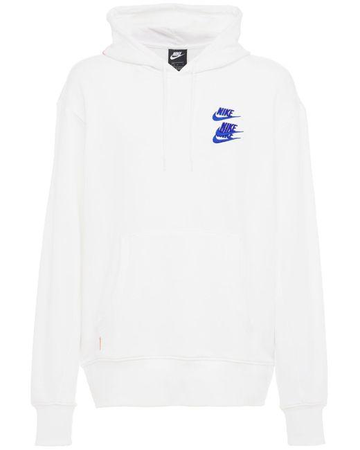 メンズ Nike World Tour スウェットフーディー White