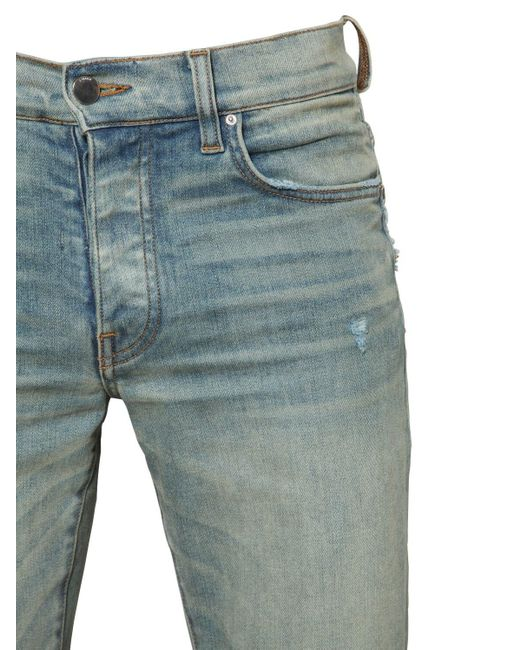 メンズ Amiri コットンデニムジーンズ 27cm Blue