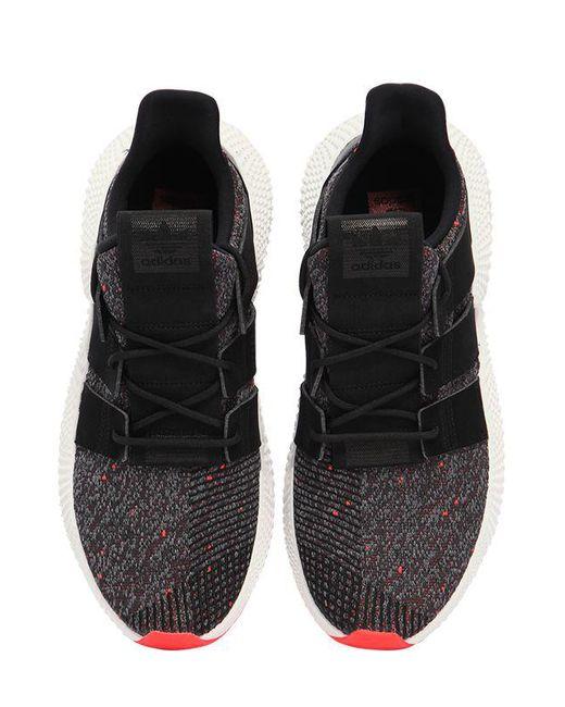 Lyst Adidas Originals Prophere 19908 Knit Sneakers Prophere en Originals negro 7ad85dd - rspr.host