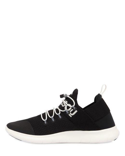 3e9c0d89a972a ... Nike - Black Gyakusou Free Run Commuter 2 Sneakers for Men - Lyst ...