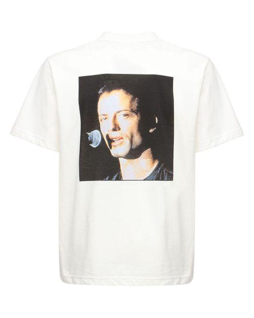 メンズ Sunnei コットンtシャツ White