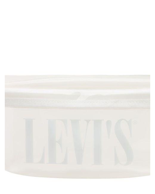 Levi's Banana スリングベルトバッグ White