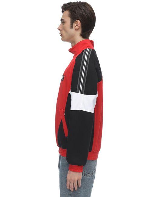 Спортивная Куртка С Логотипом Burberry для него, цвет: Red