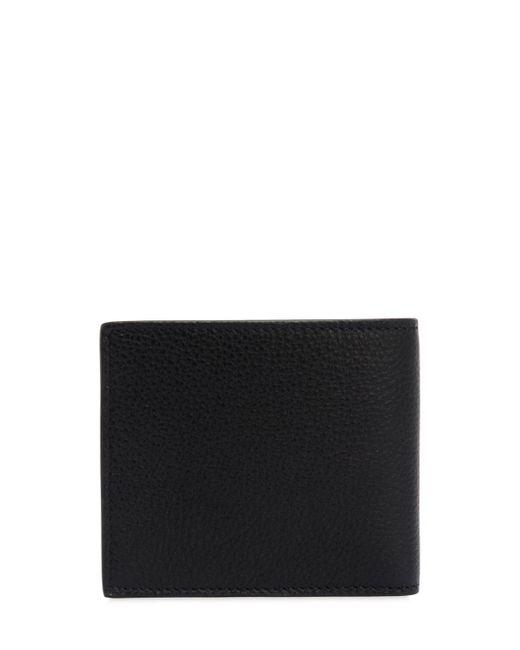 Кожаный Кошелек С Принтом Gucci для него, цвет: Black