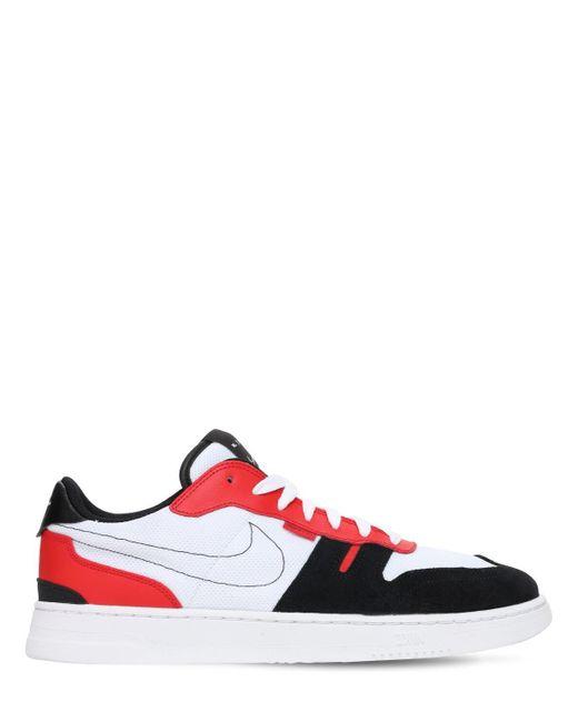 メンズ Nike Squash-type スニーカー Red