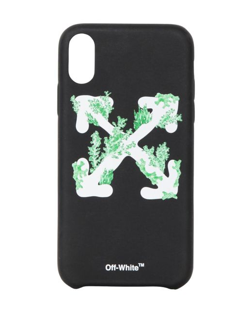 Off-White c/o Virgil Abloh Arrow Iphone Xs ケース Black