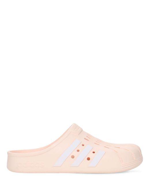 Adidas Originals Adilette クロッグサンダル Pink