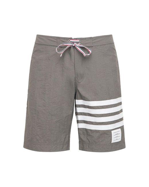 Шорты Для Плавания Thom Browne для него, цвет: Gray