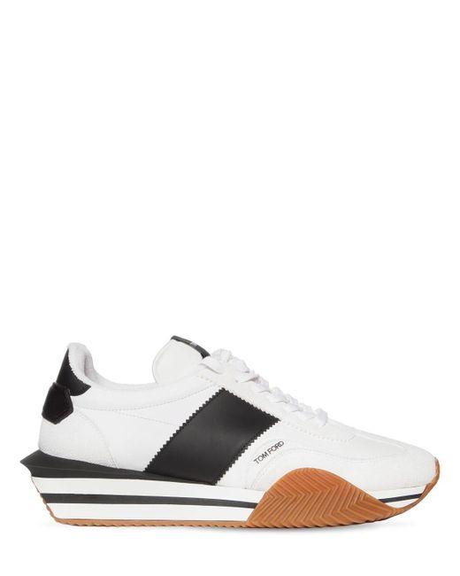 Кроссовки Tom Ford для него, цвет: Black
