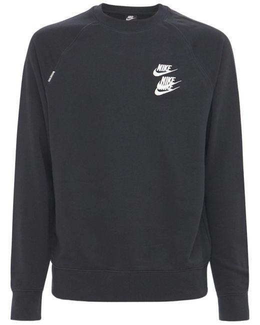メンズ Nike World Tour スウェットシャツ Black