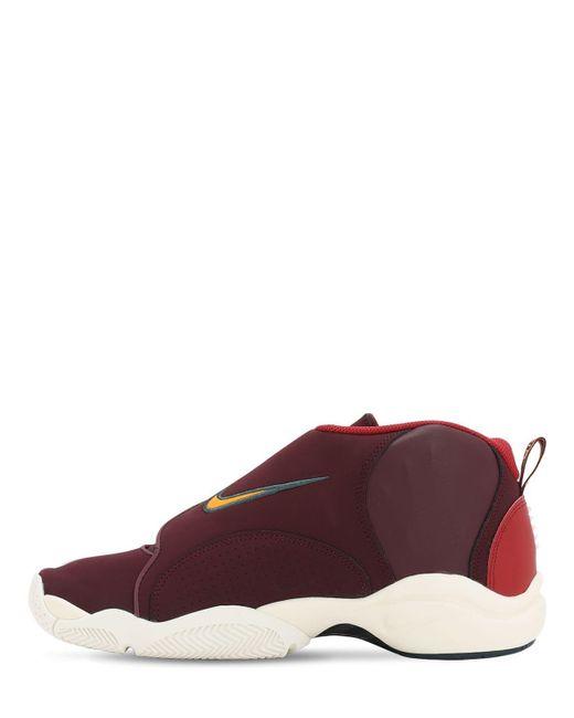 Кроссовки Zoom Gp Nike для него, цвет: Red