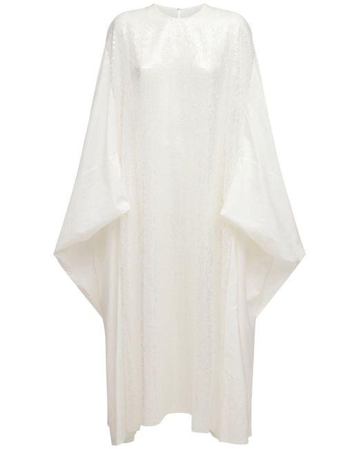 Junya Watanabe オーガンジーラミードレス White