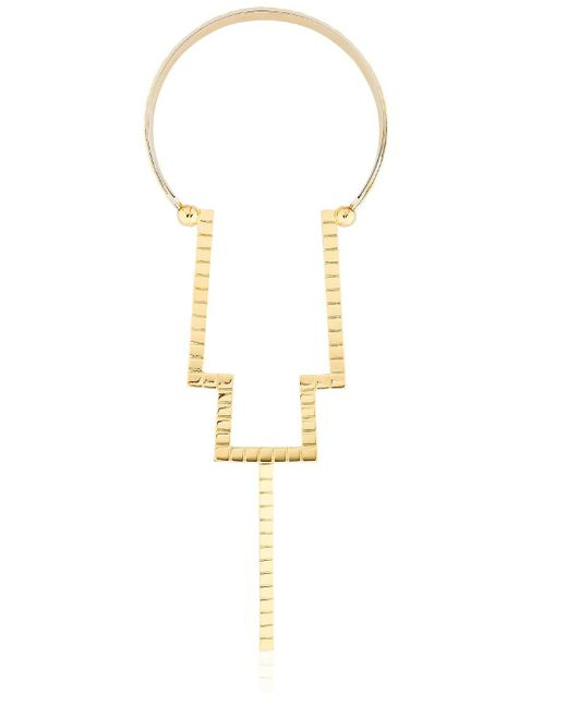 Monica Sordo - Metallic Croisette Necklace - Lyst