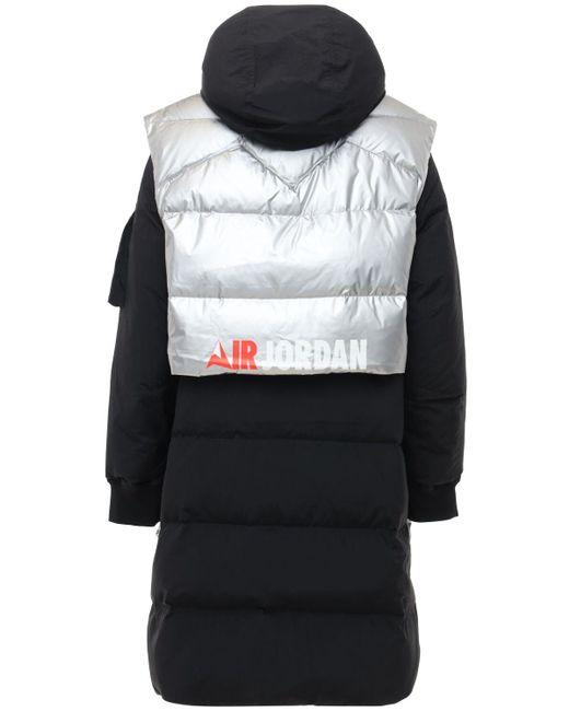 Nike Jordan Winter ユーティリティダウンパーカ Black